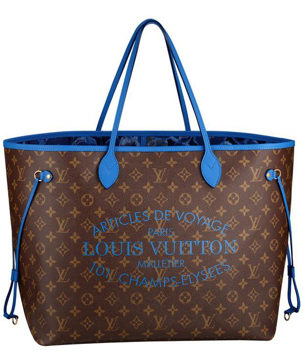Капсульная коллекция аксессуаров Summer 2013 от Louis Vuitton