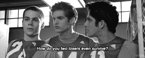 """Beacon Hills' CUTEST COUPLE tbh.   21 Reasons Why Scott And Stiles Are The Cutest Couple On """"Teen Wolf"""""""