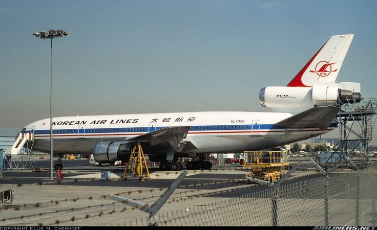McDonnell Douglas DC-10-30 - Korean Air Lines | Aviation Photo #1215510 | Airliners.net