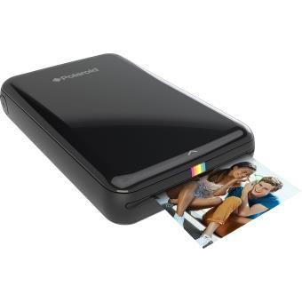 Imprimante Polaroid ZIP Noir + 10 papiers