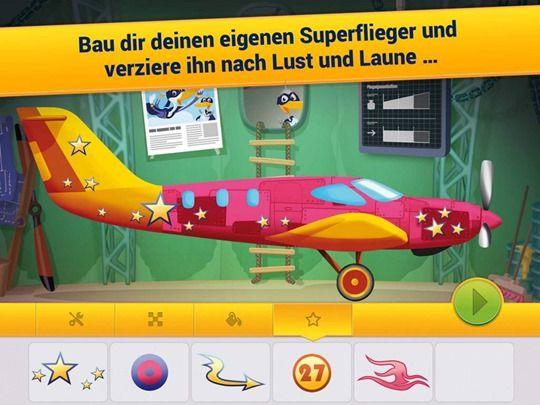 Super JetFriends Lufthansa App Spiel fuer Kinder (21)