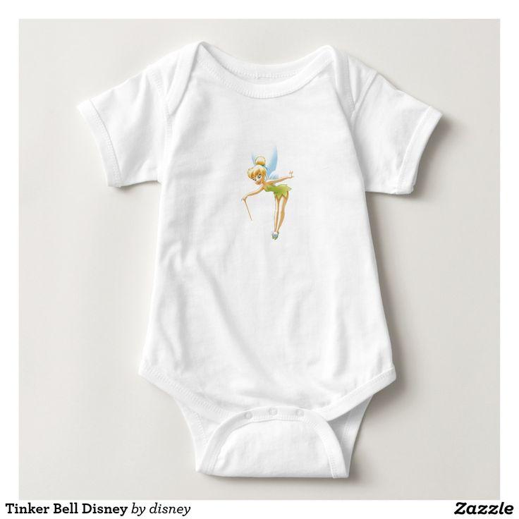 Tinker Bell Disney Baby Bodysuit