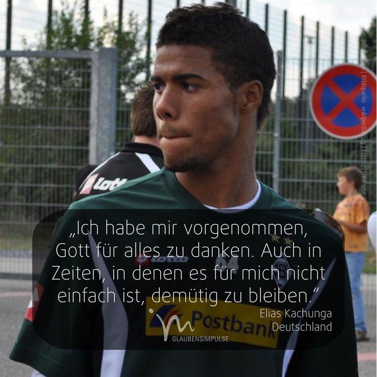 """EM-IMPULS (30/31) Jeden Tag ein neuer Star. """"Ich habe mir vorgenommen, Gott für alles zu danken. Auch in Zeiten, in denen es für mich nicht einfach ist, demütig zu bleiben."""" Elias Kachunga (Deutschland) #em #em2016 #em16 #europameisterschaft #glaube #gott #glaubensimpulse #fußball #fussball #soccer #emimpulse #europameister #euro16 #euro2016 #eliaskacunga #kachunga #deutschland #germany"""