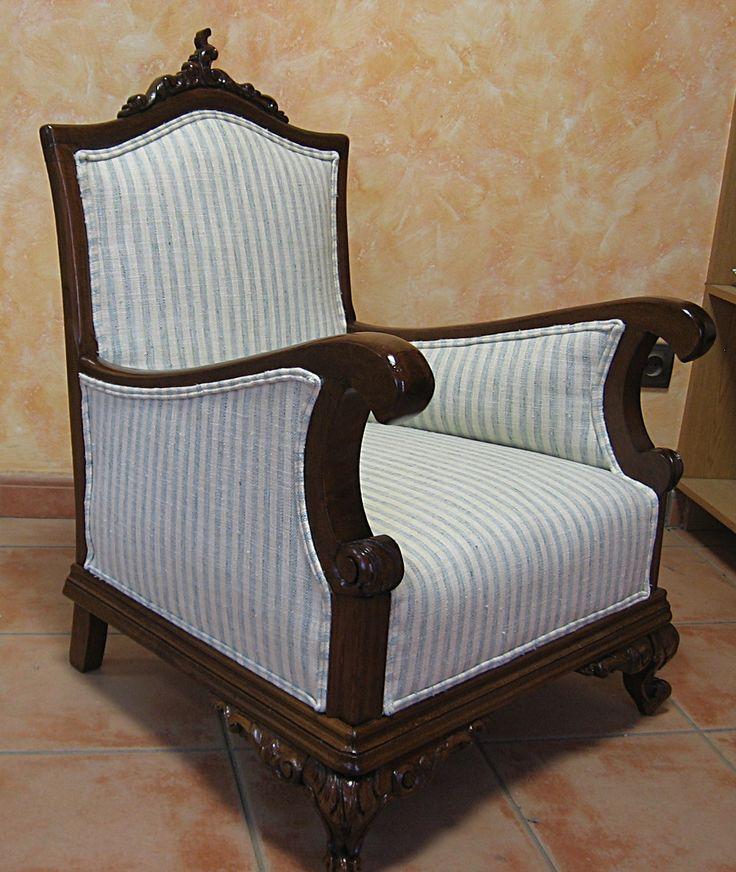 Mejores 26 imágenes de Sillas - Restauración de muebles en Pinterest ...