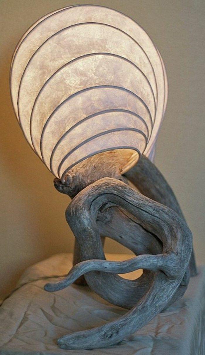 création en bois flotté | idées sympas | pinterest | créations en