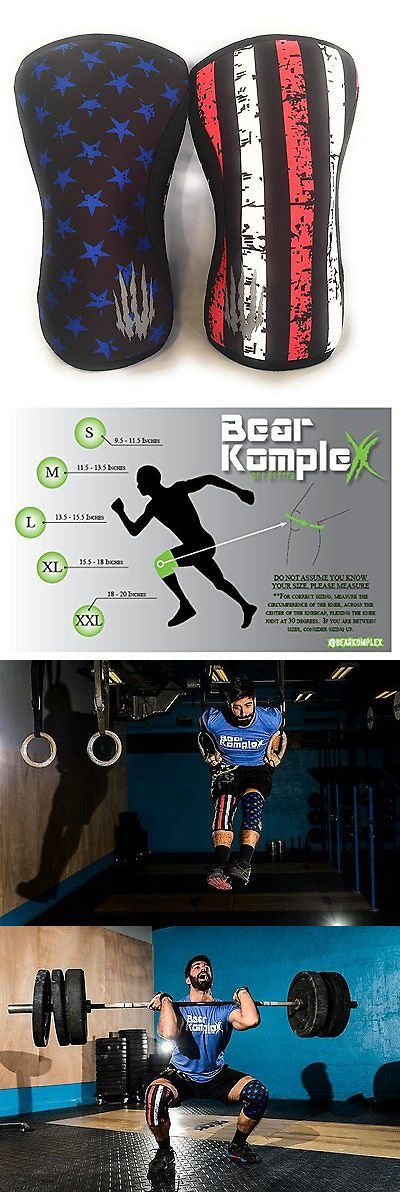Wrist and Knee Wraps 179821: Bear Komplex Knee Sleeves (Sold As A Pair Of 2) Wods, Weightlifting,... -> BUY IT NOW ONLY: $70.34 on eBay!