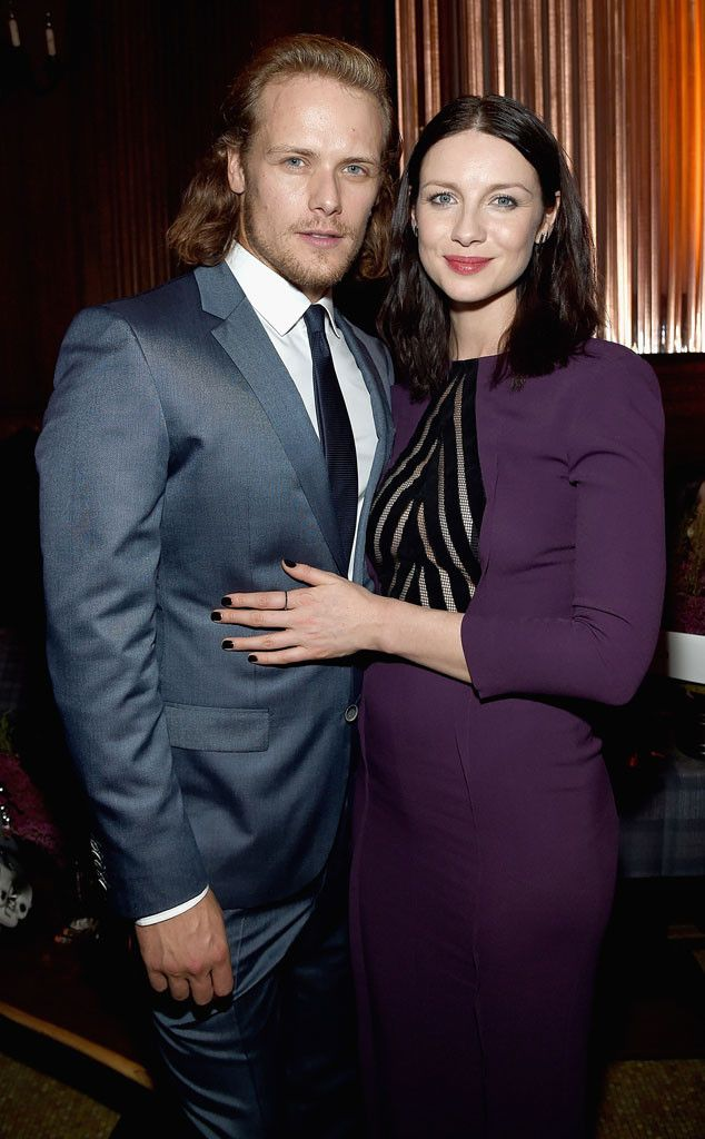 Who Does the Outlander Cast Ship? Sam Heughan, Caitriona Balfe and More Reveal the Couples They Love | E! Online Mobile