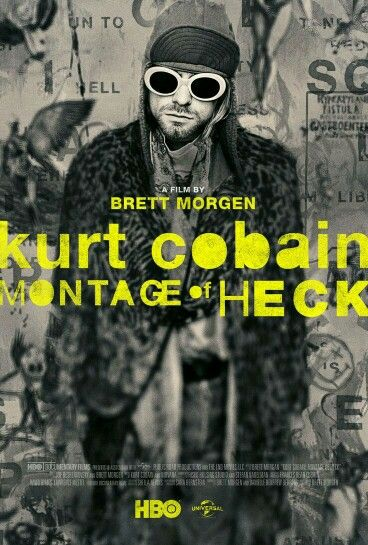 Kurt Cobain montage of heck (EE.UU)