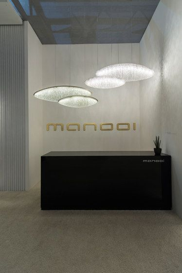 Silk Led by Manooi | Ceiling suspended chandeliers | Architonic #crystalchandelier #lightingdesign #interior #chandelier #coollamps #luxury #Manooi