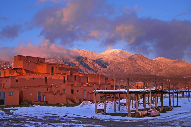 Vote - Taos, N.M. - Best Holiday Destination Nominee: 2015 10Best Readers' Choice Travel Awards