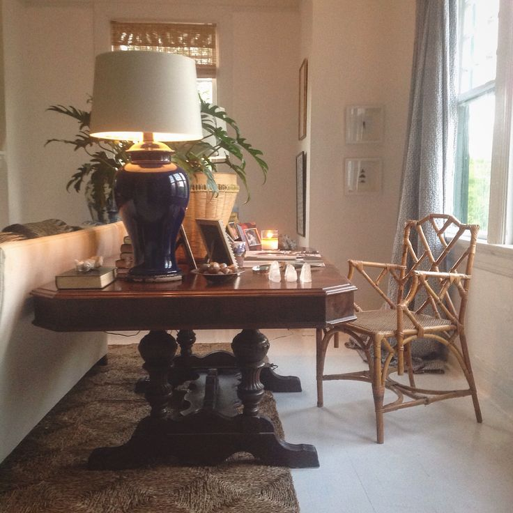 25+ best ideas about Desk behind couch on Pinterest   Eclectic console  tables, Extra long console table and Eclectic roman shades - 25+ Best Ideas About Desk Behind Couch On Pinterest Eclectic