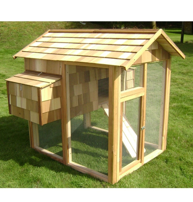 143 best diy hen house chicken coop designs images on for Diy movable chicken coop