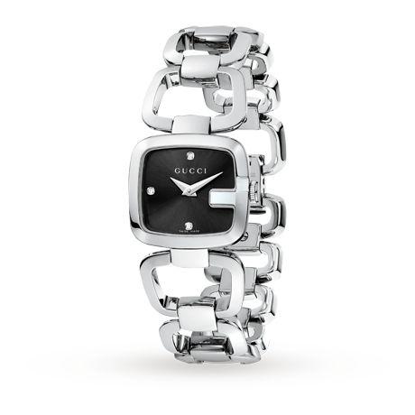 Gucci G-Gucci Small Ladies Watch | Luxury Watches | Watches | Goldsmiths