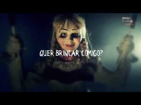 Hora do Horror 2014 - A Loja de Brinquedos - Vídeo Oficial