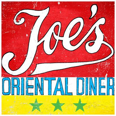 Scott Hallsworth's latest, Joe's Oriental Diner, comes to King's Road