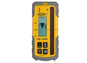 Lasermetru polivalent Trimble  HL700. Sitech Romania este distribuitorul oficial de tehnologie Trimble pentru lucrari de constructii, sisteme de ghidare a utilajelor si de gestionare a santierelor, echipamente topografice, precum si software, pentru toate aplicatiile de teren si de birou