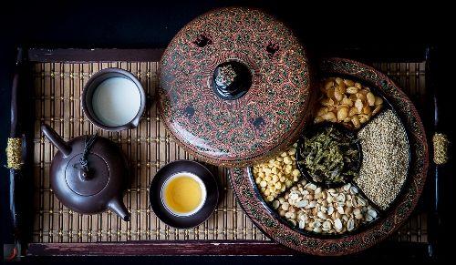 Квашенные чайные листья - лэпхэт-тхо