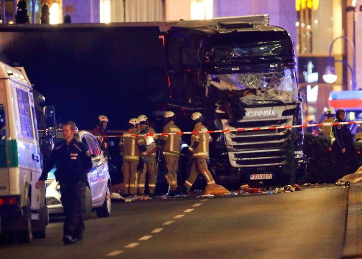 Expresso | Camião abalroa mercado de Natal em Berlim. Nove mortos confirmados