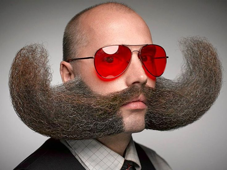 20 Epic Entries In The 2014 National Beard & Mustache ...