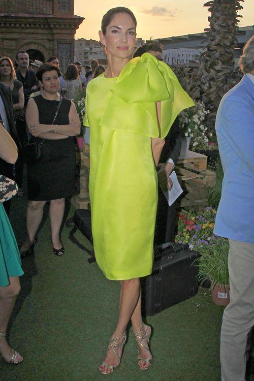 Eugenia Silva  #look #inspiracion #invitados #fiesta