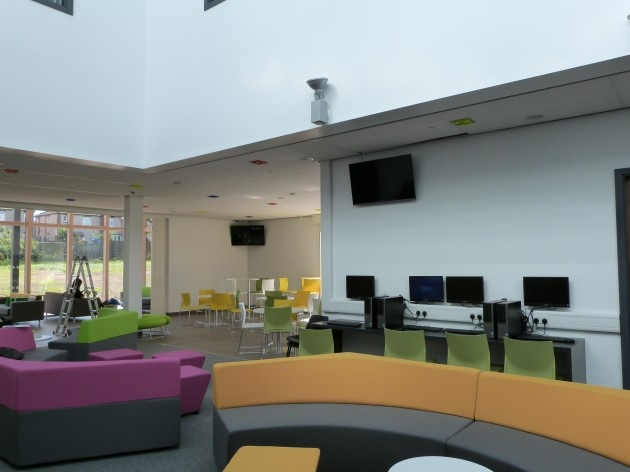 The Hut, Castleford. Proud to be part of it. http://www.edgetechaudiovisual.co.uk/