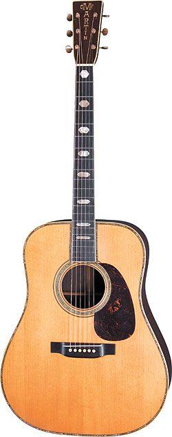 1936-'39 Martin D-45 - Most expensive guitar $400,000