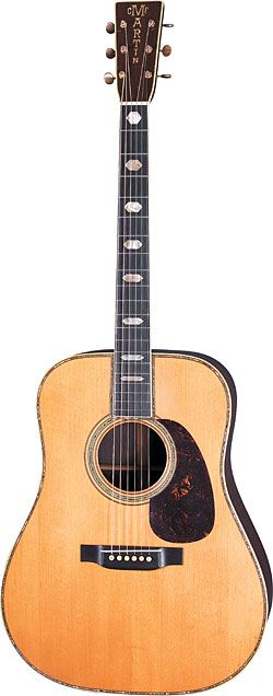 "I wanna hear it play! ""1936-'39 Martin D-45 - Most expensive guitar $400,000"""