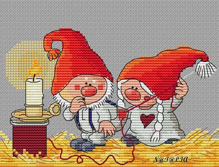 Little Christmas Elves....