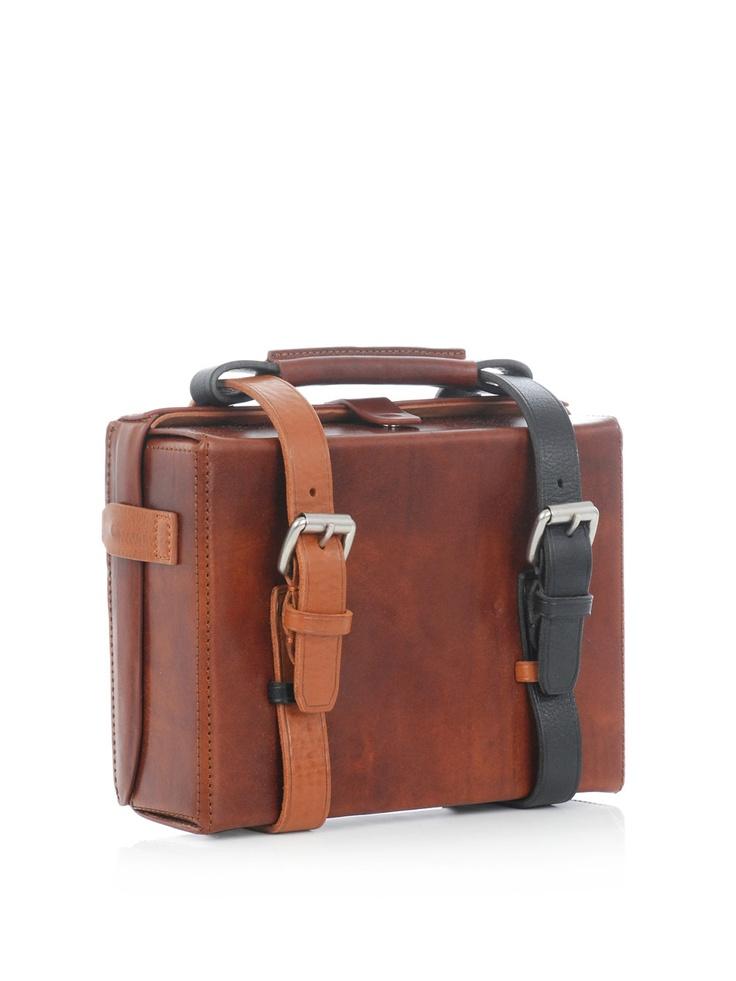 Ralston mini-suitcase bag