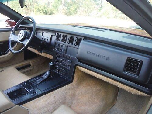 159 Best Images About 1984 Corvette On Pinterest