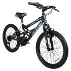 Bmx Bikes For Boys 20 Inch Bicycle 7 Speed Children Black Mountain Road Cruiser2  ISBN - Does not apply, Tires, Pedals - Resin Platform Pedals