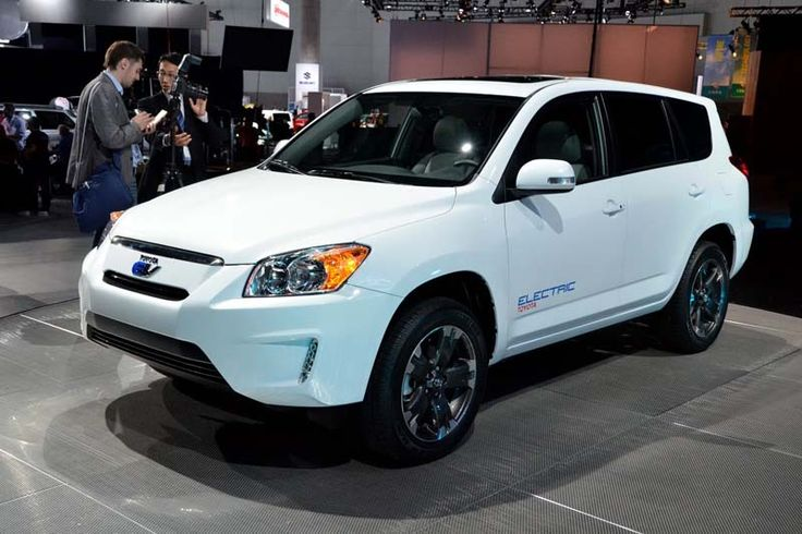 2016 Toyota RAV4 EV is a car that has been announced to be produced for sale in 2016. Within  http://www.2015toyota.com/new-2016-toyota-rav4-ev-electric-concept/