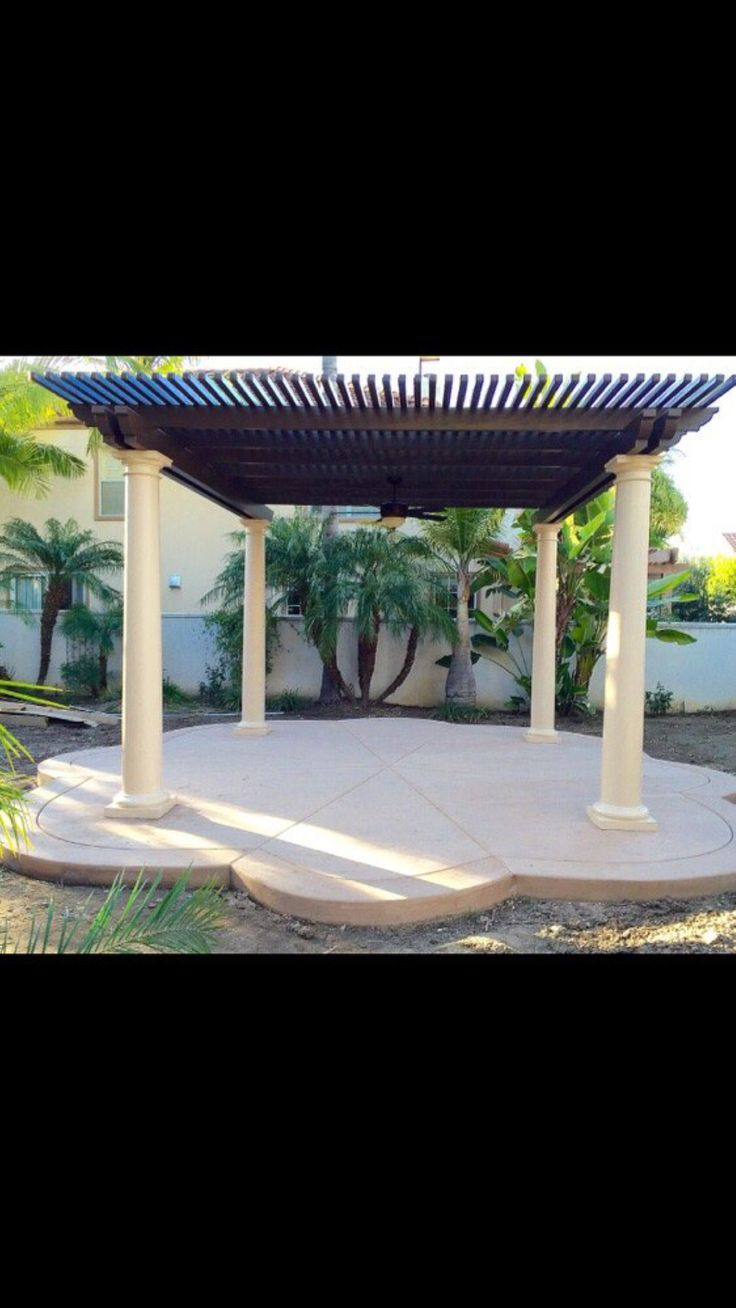 17 Images About Alumawood Diy Patio Cover Kits By
