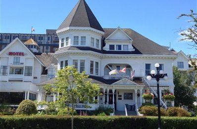 The Gatsby Mansion in Victoria, British Columbia | B&B Rental
