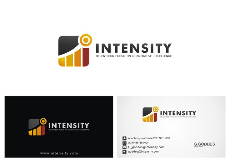 Create a new logo for renamed management consulting firm (Intensity) by gadis™