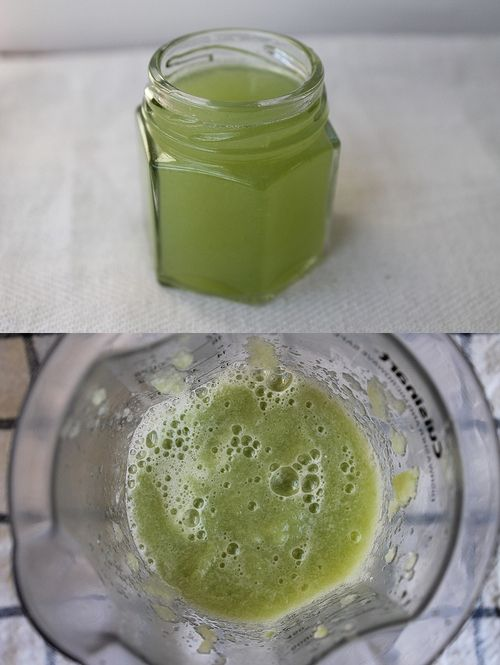How To Make A Soothing Cucumber Eye Gel