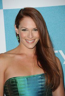 Amanda Righetti on The Mentalist.
