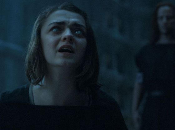 Game of Thrones Star Maisie Williams Is Even More Upset Than You Are About That Finale Death