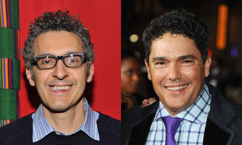 Famous: John Turturro. Famous for his work in the Coen brothers' `Barton Fink,' `The Big Lebowski' and `O Brother, Where Art Thou?' Less famous: Nicholas Turturro. Less famous for `NYPD Blue' and `I Now Pronounce You Chuck & Larry.'