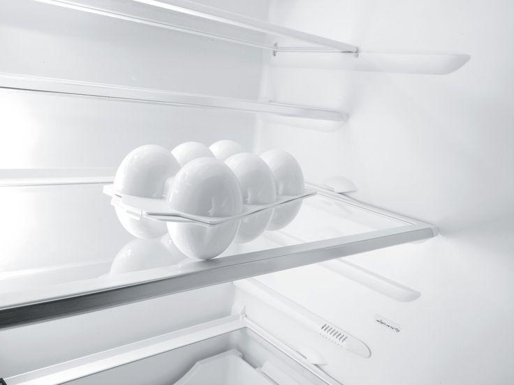 Lednice z designové řady Gorenje Ora-Ïto White - Gorenje #lednice #fridge #gorenjecz #oraito #design