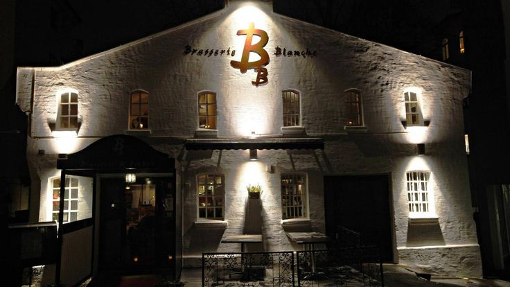 Brasserie Blanche, Hegdehaugsveien — Restaurantguiden fra Osloby