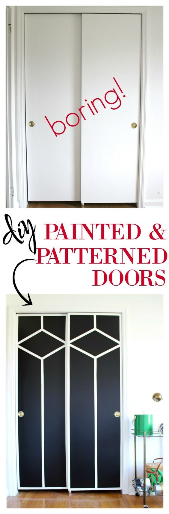 25+ Best Wood Sliding Closet Doors Ideas On Pinterest   Barn Doors For  Closets, Sliding Barn Door For Closet And A Barn
