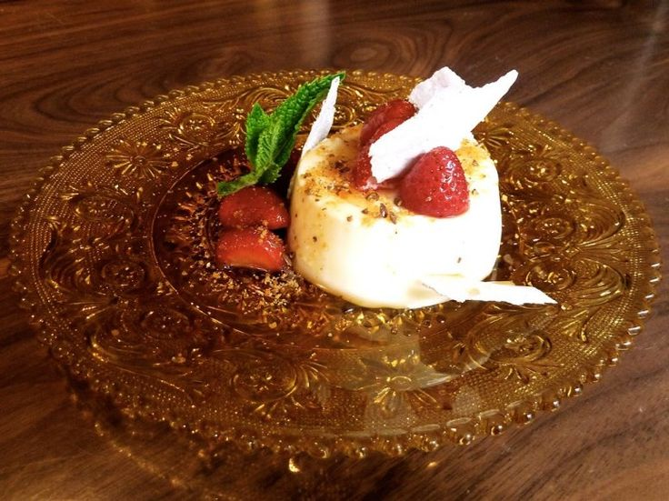 Buttermilk Panna Cotta at Fatty 'Cue : Savory Sweets: 20 Desserts wit ...
