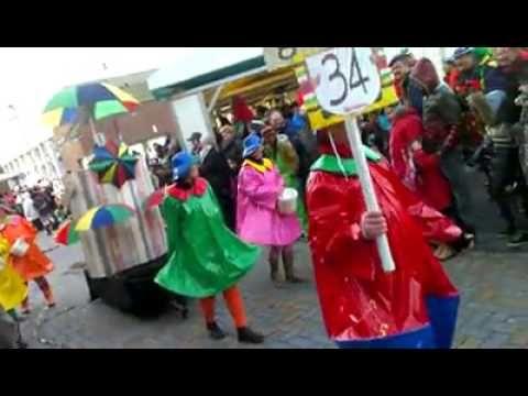 Karnawałw w Helmond- wspomnienia