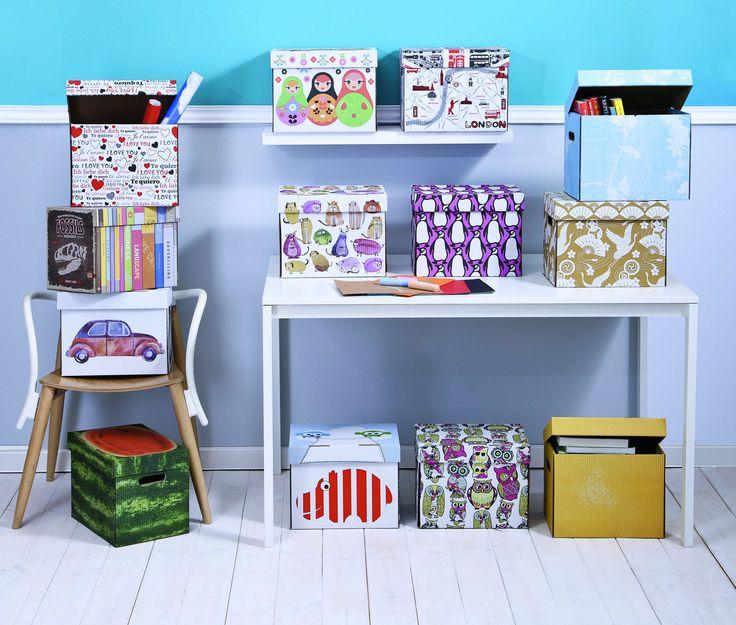 W prosty sposób zadbaj o ład i porządek #wnętrza #interior #obipolska #OBI #style #homestyle #box #boxes #room #home #tidiness #accessories