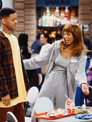 Tyra Banks as Jackie Ames in The Fresh Prince of Bel-Air