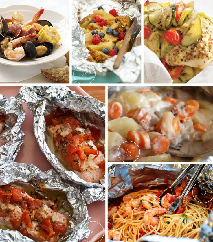 Slice Of The Week All Wrapped Up Foil Dinners Or Hobo Packets From Better Homes And