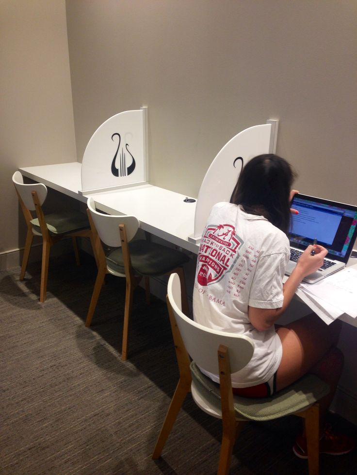 Study Room  For Sorority House
