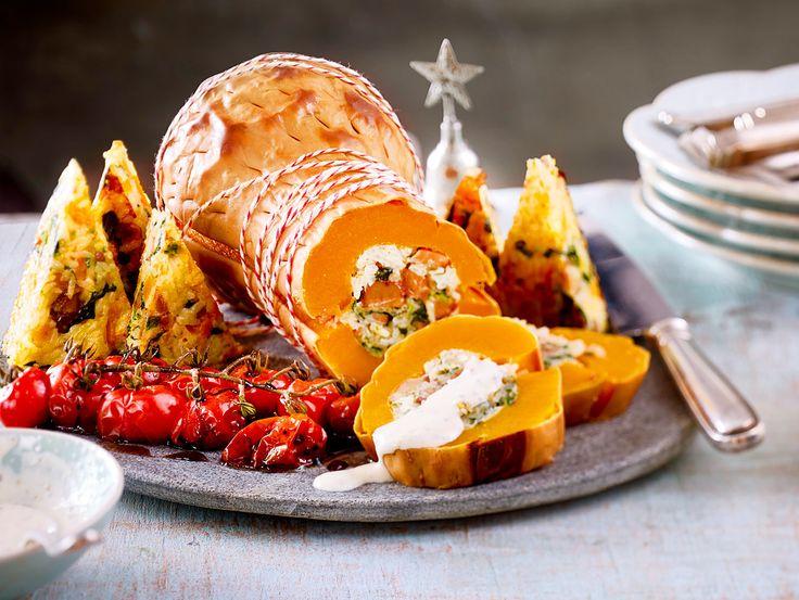 Die besten 25+ Rezepte festliche vorspeisen weihnachten Ideen auf