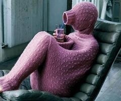 one of a kind!: Winter, Full Body, Cold Day, Funny, Socks, Things, Body Sweaters, Wtf, Knits Projects